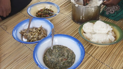 vegan zambian food